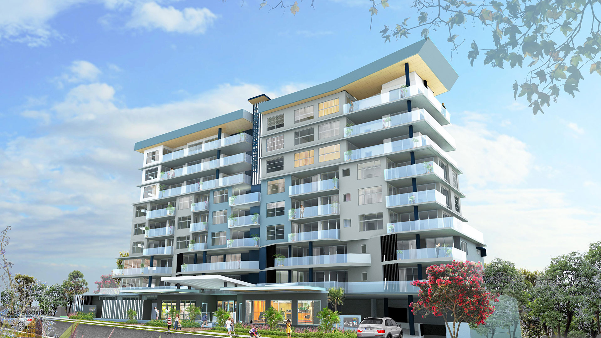 Image of a Redcliffe Property Development